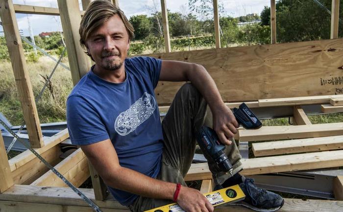 Oplæg: Mit Hjem på Hjul - mine erfaringer med at bygge og bo i et tinyhouse